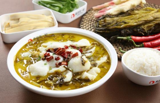 老坛酸菜鱼_酸菜鱼米饭