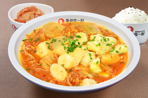 朝鲜辣白菜鱼_辣白菜鱼